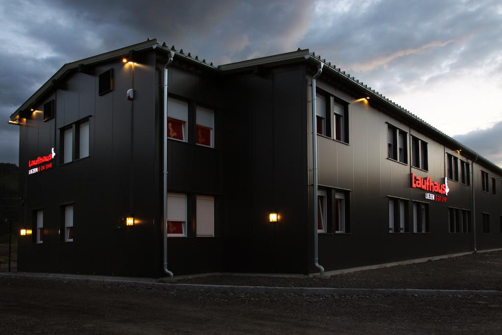 Laufhause Leoben